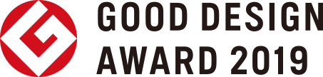 GOOD DESIGN AWARD 2019